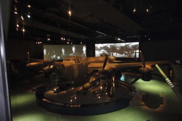 LancasterbomberGforGeorgewmissionbadges-T-Copy