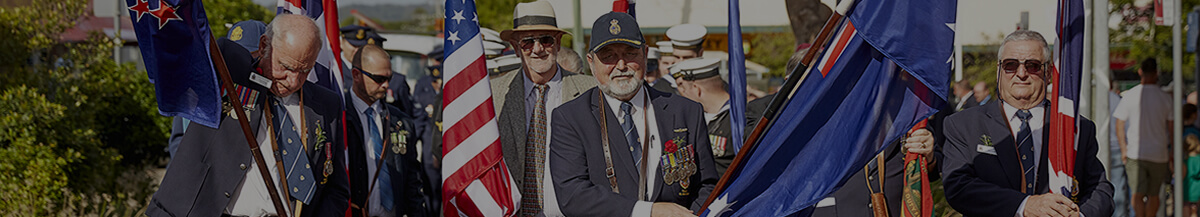 ANZAC Day: 25th April 2019