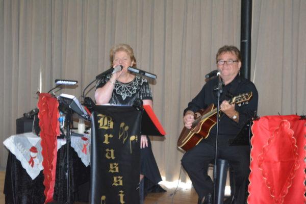 BRASSIC Fred & Margaret