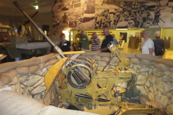 Anti-aricraft Gun Emplacement