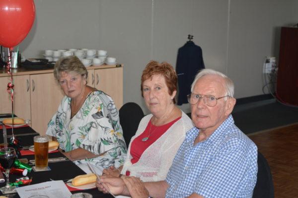 Margaret, Laurie & Graham